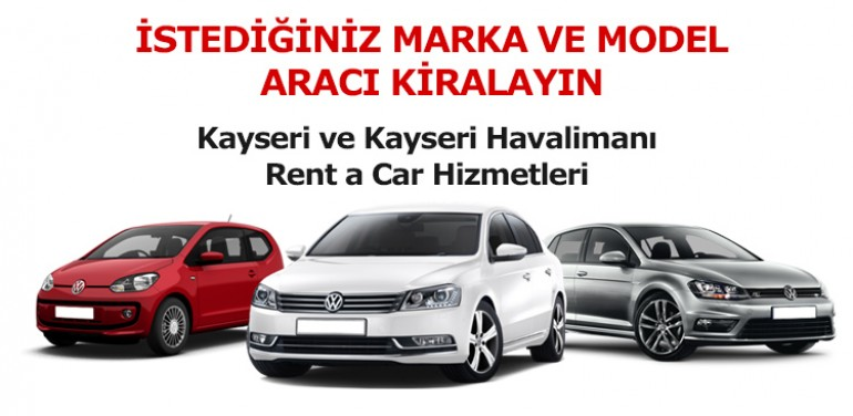 kayseri rent a car
